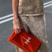 Shining🧡 #bolsojoyabyluli  #handmadebag   .  #cruzxlbyluli  #handmadejewelry  .  www.luliandus.com